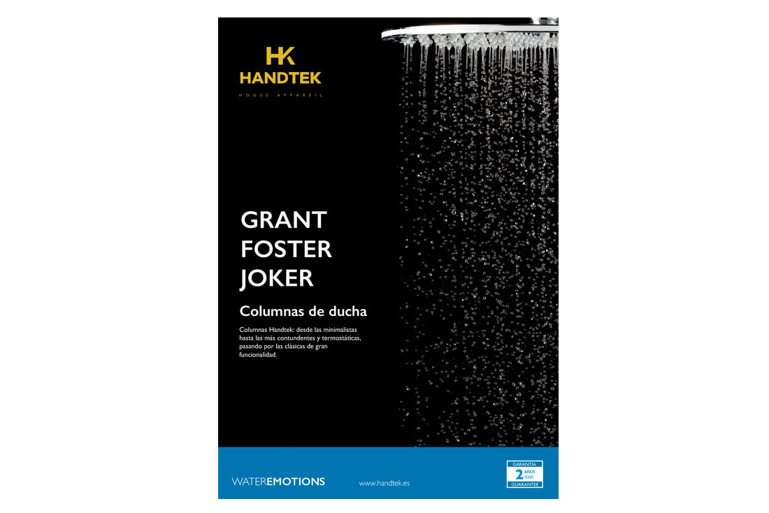 Handtek - Folleto columnas